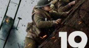 【福利】《1917》:戰爭,現場直播!