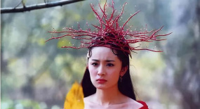 《新聊斋志异》演员现状:造型雷人的杨幂正当红,可惜江华已转行