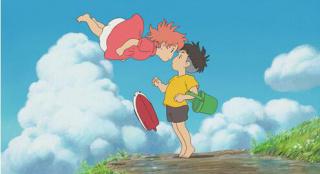 宫崎骏《崖上的波妞》:从电影的光中得到鼓励