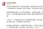 """楊穎工作室發聲明 譴責所謂""""第三者""""等不實言論"""