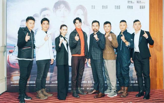 《叱咤风云》首映周杰伦创作主题曲MV全球首映