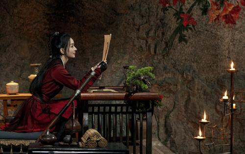 《有翡》女性江湖致力于描绘创造新时代的武侠传说