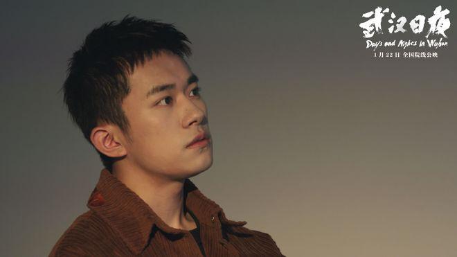 电影频道青少年大使杰克逊·李眼泪宣传《武汉日夜》