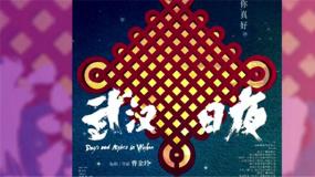 《武汉日夜》终极海报设计师黄海:中国结就是万千的守护