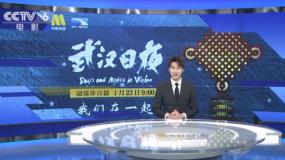 """""""我们在一起""""纪录电影《武汉日夜》融媒体直播活动正在进行"""