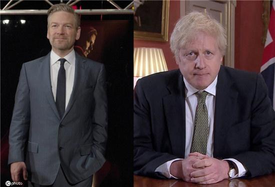 英国将拍疫情题材电视剧 肯尼斯·布拉纳出演首相