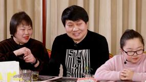 《武汉日夜》王枫姣一家做客《六公主》 与李昕融一家见证感动