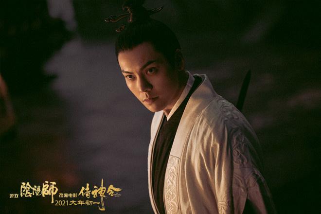 《侍神令》发布终极预告 陈坤陈伟霆上演双强决战