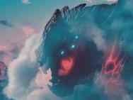 《环太平洋》衍生动画曝角色海报 云端惊现大怪兽