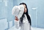 2月8日,Angelababy登封《时装》3月刊孤落美大片释出。Baby身处蓝色冷调家具全部移走却还有着家具痕迹的房间里,表情从容淡然又坚定彰显清冷气质,身穿飒爽气质的西装彰显摩登时尚感。