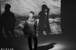 導演路陽拍攝時尚寫真 展現平行世界的現實與虛幻