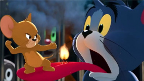真人版《猫和老鼠》打破次元 还原动画经典