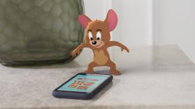 """《猫和老鼠》""""拼手速""""版预告"""