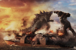 《哥斯拉大战金刚》曝光片段 两大巨兽海中亮相