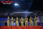 《长津湖》举行攻坚总动员 吴京易烊千玺率队宣誓