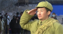 《长津湖》主演阵容曝光 吴京易烊千玺李晨穿军装敬礼!