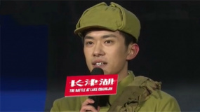 易烊千玺军装造型曝光:《长津湖》是拍戏以来最苦一次!