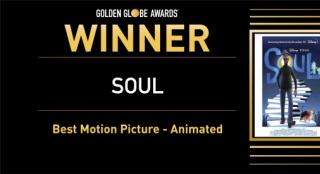 实至名归!《心灵奇旅》获第78届金球奖最佳动画