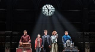 舞台劇「哈利·波特」改編電影 聚焦主角中年故事