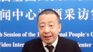 对话上海电影集团董事长王健儿 贾樟柯做客两会云访谈
