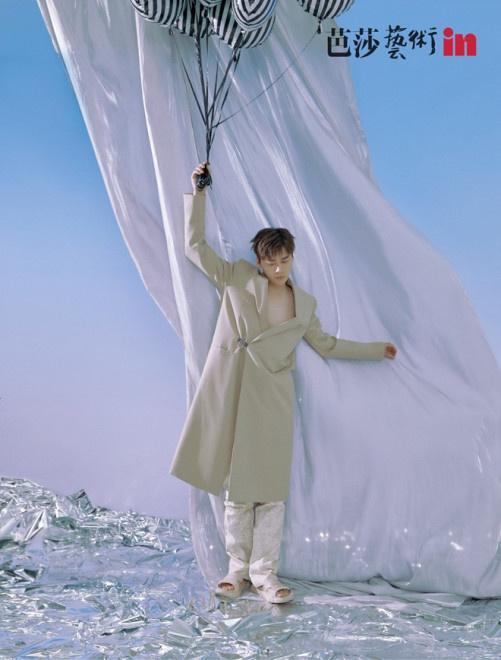 《【二号站平台网】李易峰复古大片 致敬波普艺术倡导者安迪·沃霍尔》