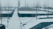 《千顷澄碧的时代》雪天拍摄特辑