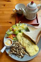 林心如吃出素颜好气色 大分量早餐令网友惊呆!