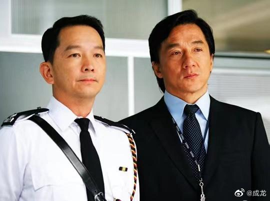 成龙悼念廖启智:真正的演技派 天堂多了位好演员