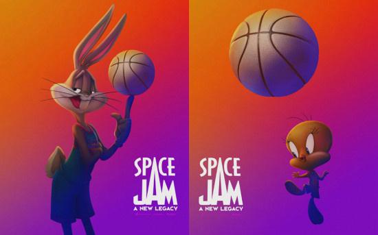《宇宙大灌篮2》发布角色海报 众多卡通人物登场