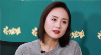 朱媛媛大赞张子枫:机灵会演戏 生活中很朴实!