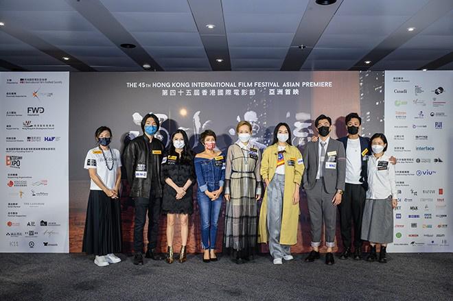 《浊水漂流》香港电影节首映 吴镇宇李丽珍领衔