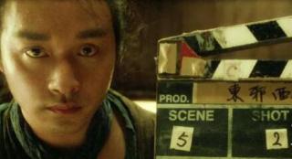 欧阳锋!张国荣新片资讯《东邪西毒》第一个镜头首次曝光