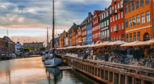 浓情丹麦 演绎彩色梦幻世界