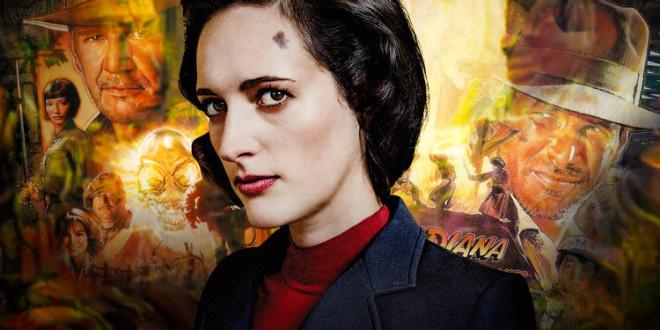 《夺宝奇兵5》加盟新演员 《伦敦生活》女主进组