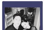 """4月13日,王子文通过个人社交账号晒出与男友吴永恩的自拍照,并配文称:""""谢谢你陪我看秀"""",热恋中的甜蜜模样羡煞旁人。"""