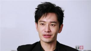 黄晓明谈演员职业:拍戏不在意自己帅不帅