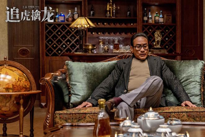 《追虎擒龙》曝特辑 古天乐梁家辉吴镇宇王炸飙戏