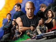 《速度与激情9》发布范·迪塞尔视频 5.12内地上映