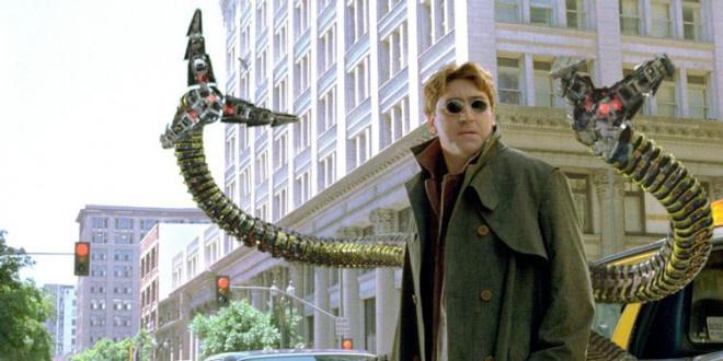 时隔17年!章鱼博士回归《蜘蛛侠3:英雄无归》