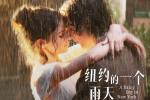 甜茶主演《纽约的一个雨天》曝海报 将登内地银幕