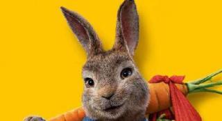 真人动画《比得兔2:逃跑计划》发布中文版预告片
