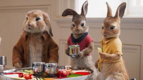 """《比得兔2:逃跑计划》""""兔闯江湖""""预告"""