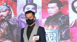 《真·三国无双》香港首映 古天乐曝眼球受伤原委
