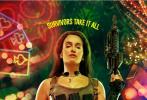近日,网飞影片《死亡之师》公布了一组人物海报。这些海报以实拍混搭影片道具为设计灵感,每个角色在海报上都占据正中间的位置,而在他们的身后,是赌场的钱、骰子和筹码。