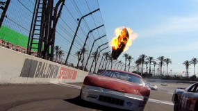 《速度与激情9》全新发布实拍特辑