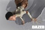 日前,郭采洁登上《Dazed》五月刊封面,解锁多套个性造型,将失重感与别致时尚氛围巧妙融合,极具自然美感与独特魅力。