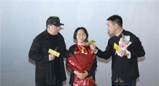 《一百零八》首映 取材汶川地震张伦硕洒泪映后