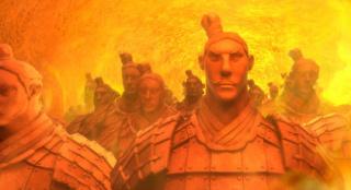 国漫电影《俑之城》暑期上映 探秘恢弘兵马俑世界