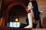 宋茜复古黑裙造型出席活动 温婉典雅凸显迷人气场