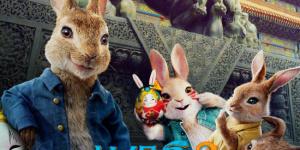 怎么可以吃兔兔?《比得兔2》曝离家的诱惑版预告
